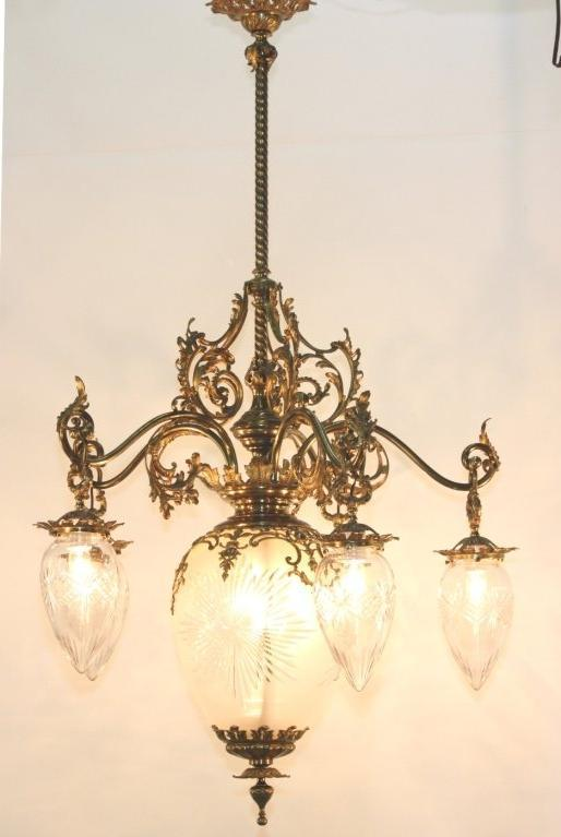 Vintage & New Victorian Chandeliers for Sale | Chairish
