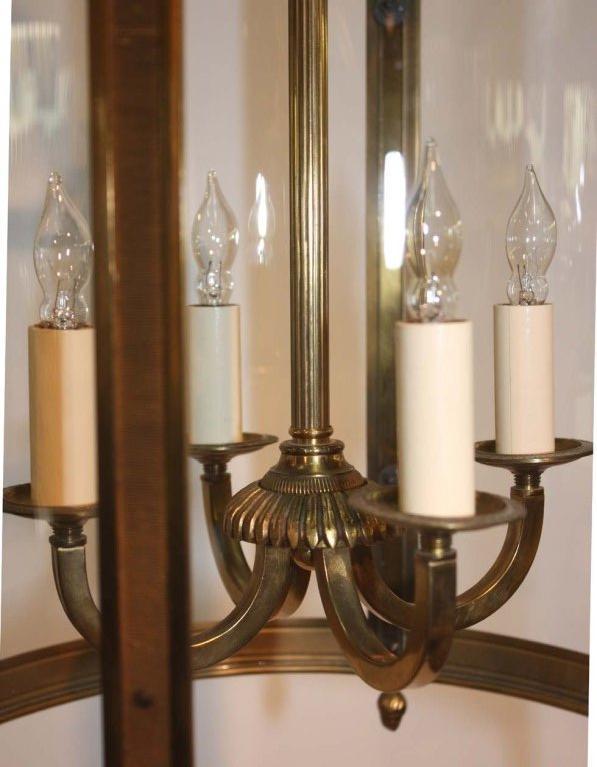 Louis Xvi Style Four Light Lantern For Sale At 1stdibs