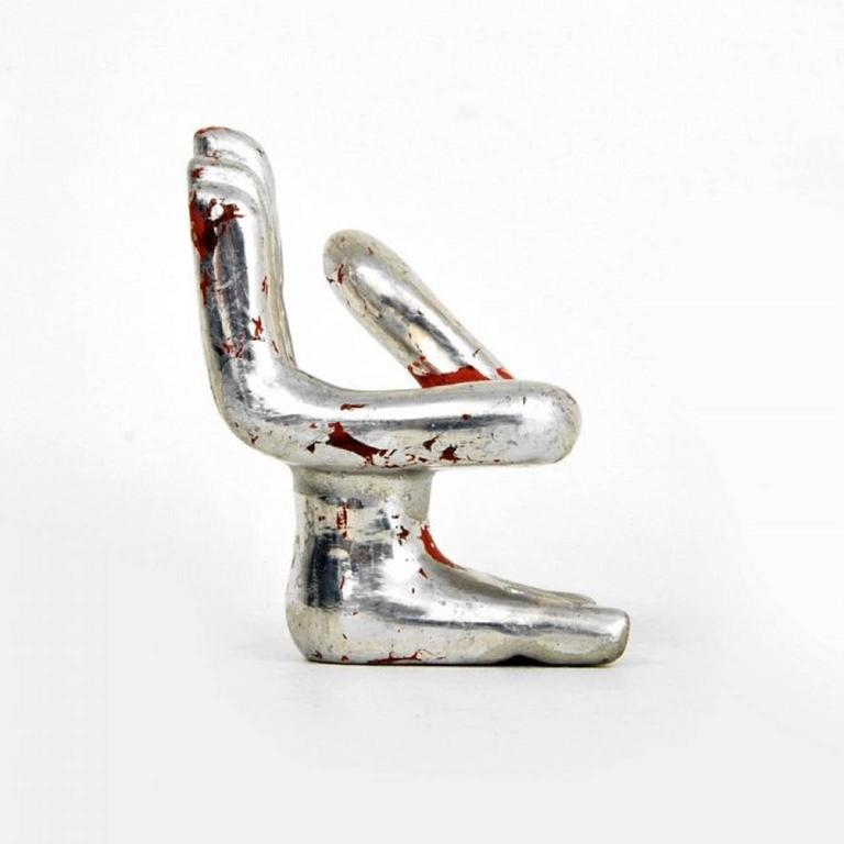 Pedro Friedeberg Hand Sculpture In Excellent Condition For Sale In Dallas, TX