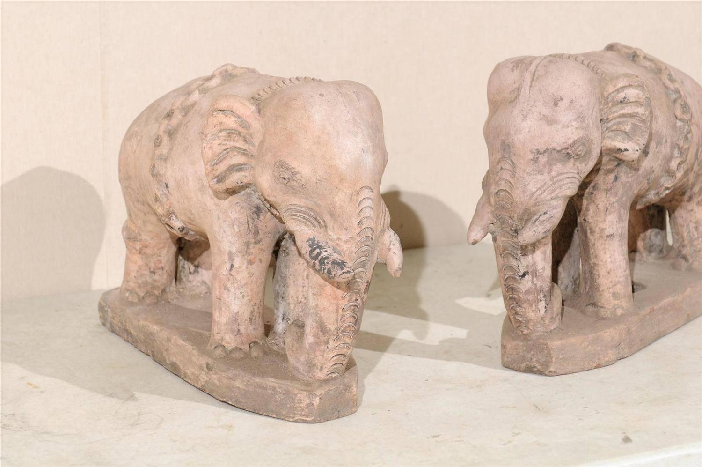 how to make terracotta elephant