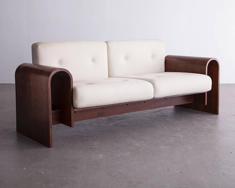 Two Seat Sofa By Oscar Niemeyer For Sale At 1stdibs