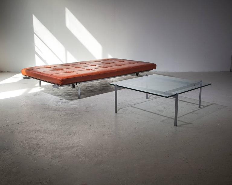 Mid-20th Century PK 80 Daybed by Poul Kjaerholm, Denmark, circa 1968 For Sale