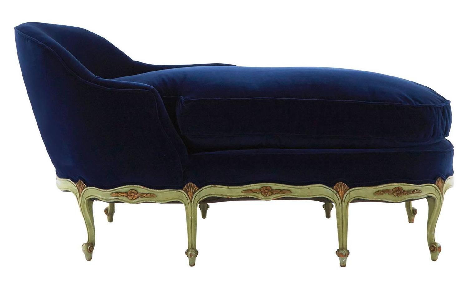 vintage chaise lounge for sale at 1stdibs