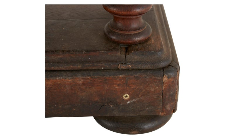 Late 19th Century French Draper's Table For Sale 3