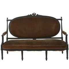 French Settee