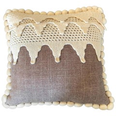 "Handmade ""Gondolfo"" Italian Pillow"