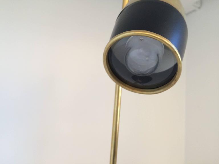 Italian Torlasco Table Lamp for Lumi For Sale