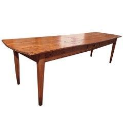19th Century French Farm Table