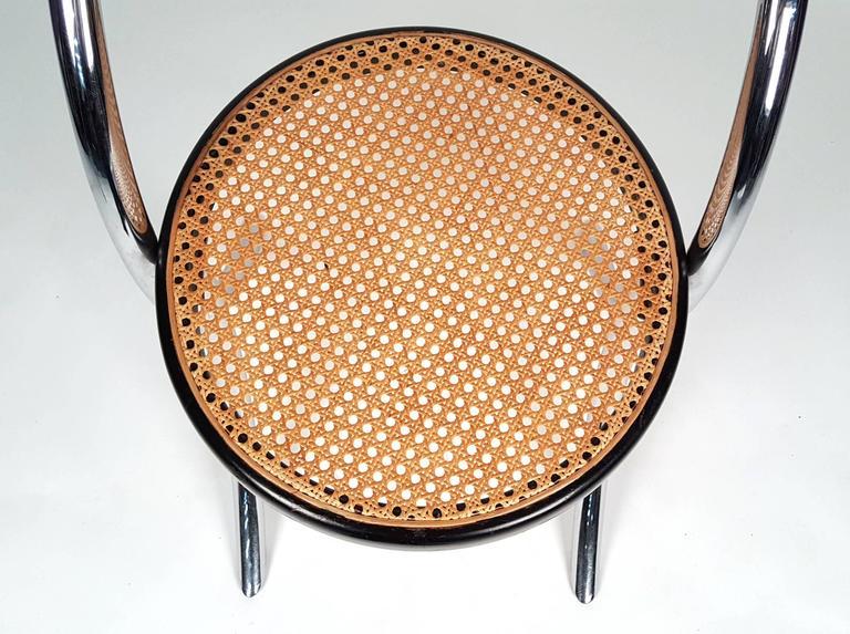 Four Italian Klismos Chairs 7