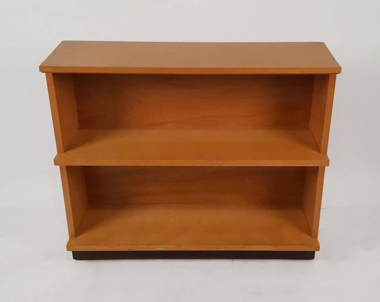 'Flexible Home Arrangement' Modular Birch Cabinet System by Eliel Saarinen For Sale 2