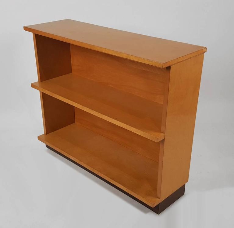 'Flexible Home Arrangement' Modular Birch Cabinet System by Eliel Saarinen For Sale 3