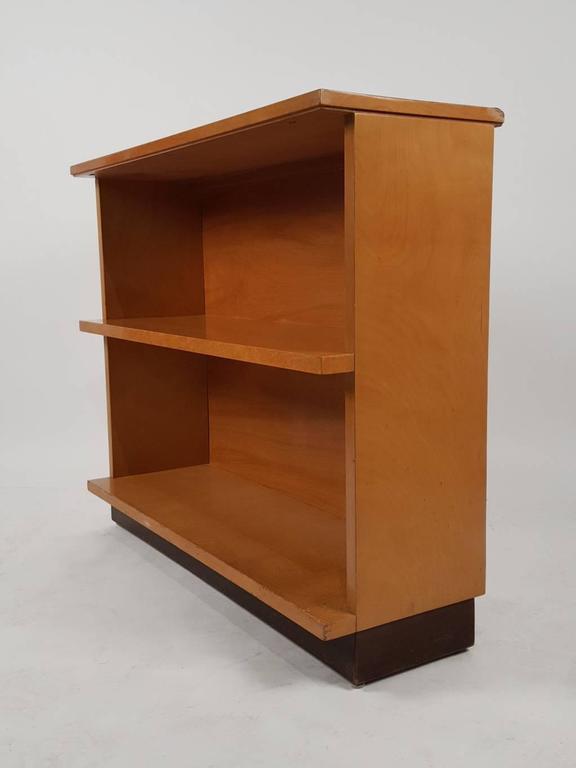 'Flexible Home Arrangement' Modular Birch Cabinet System by Eliel Saarinen For Sale 4