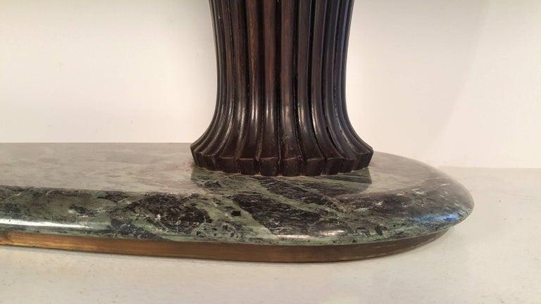 20th Century Italian Modernist Credenza by Vittorio Dassi for Dassi Mobili Moderni For Sale