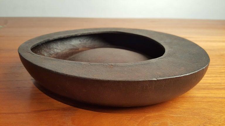 Mid-Century Modern Rare Isamu Noguchi Sculptural Bowl  For Sale