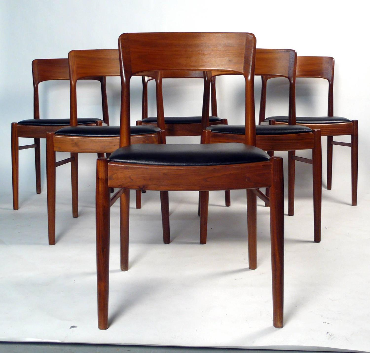 Ks danish dining chairs for sale at stdibs