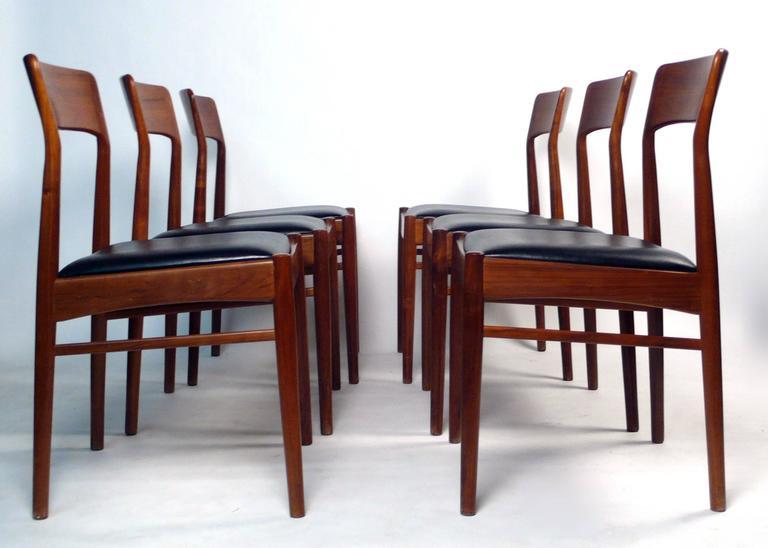 Restaurant Furniture Kansas : Ks danish dining chairs for sale at stdibs