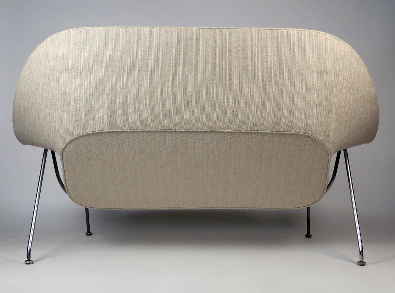 Womb Sofa By Eero Saarinen For Knoll At 1stdibs