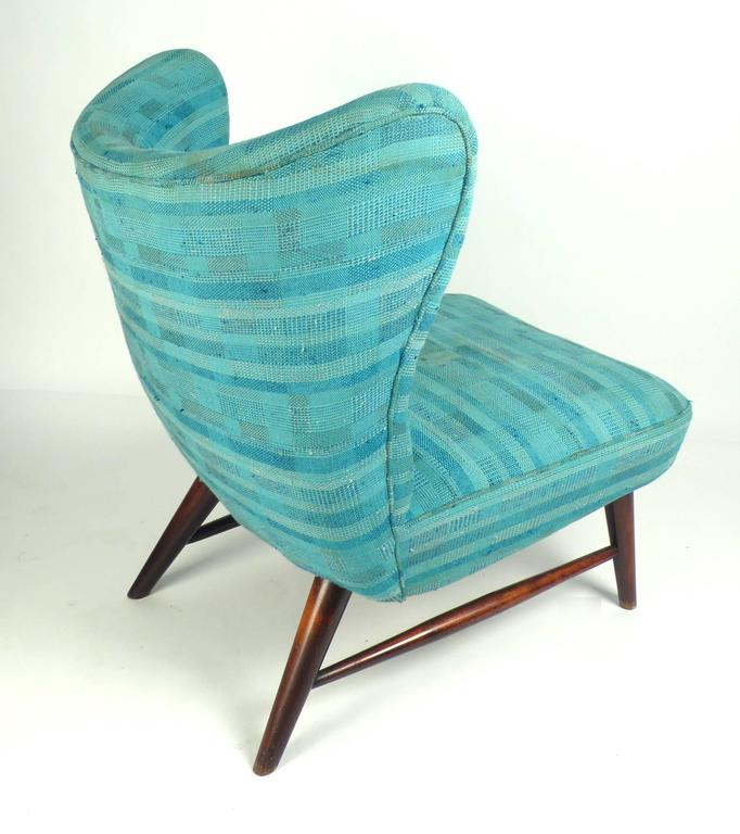 20th Century 201 Armless Chair by Elias Svedberg  For Sale