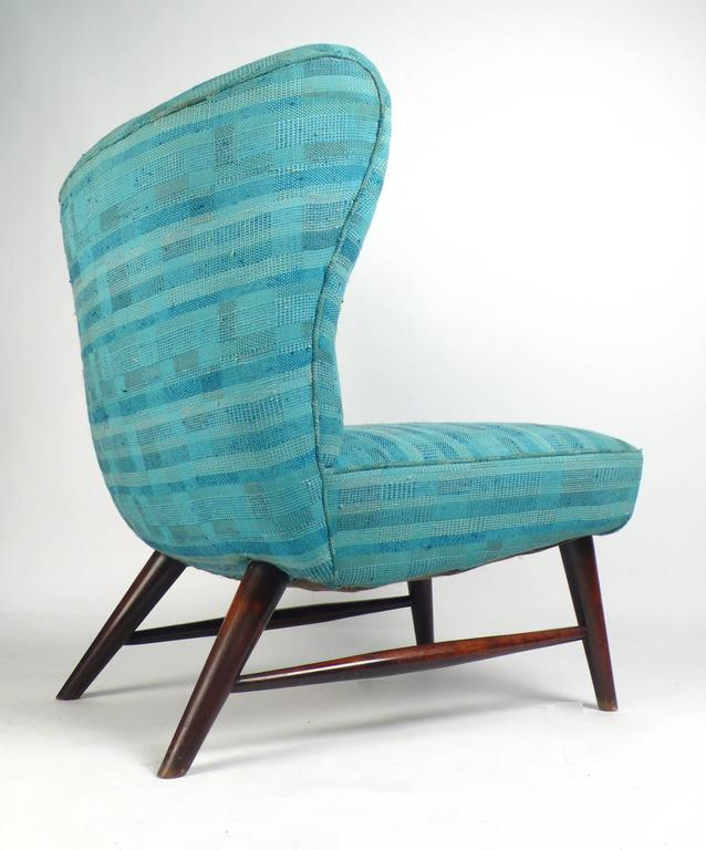 201 Armless Chair by Elias Svedberg  In Good Condition For Sale In Dallas, TX