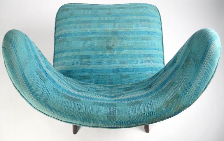 Birch 201 Armless Chair by Elias Svedberg  For Sale