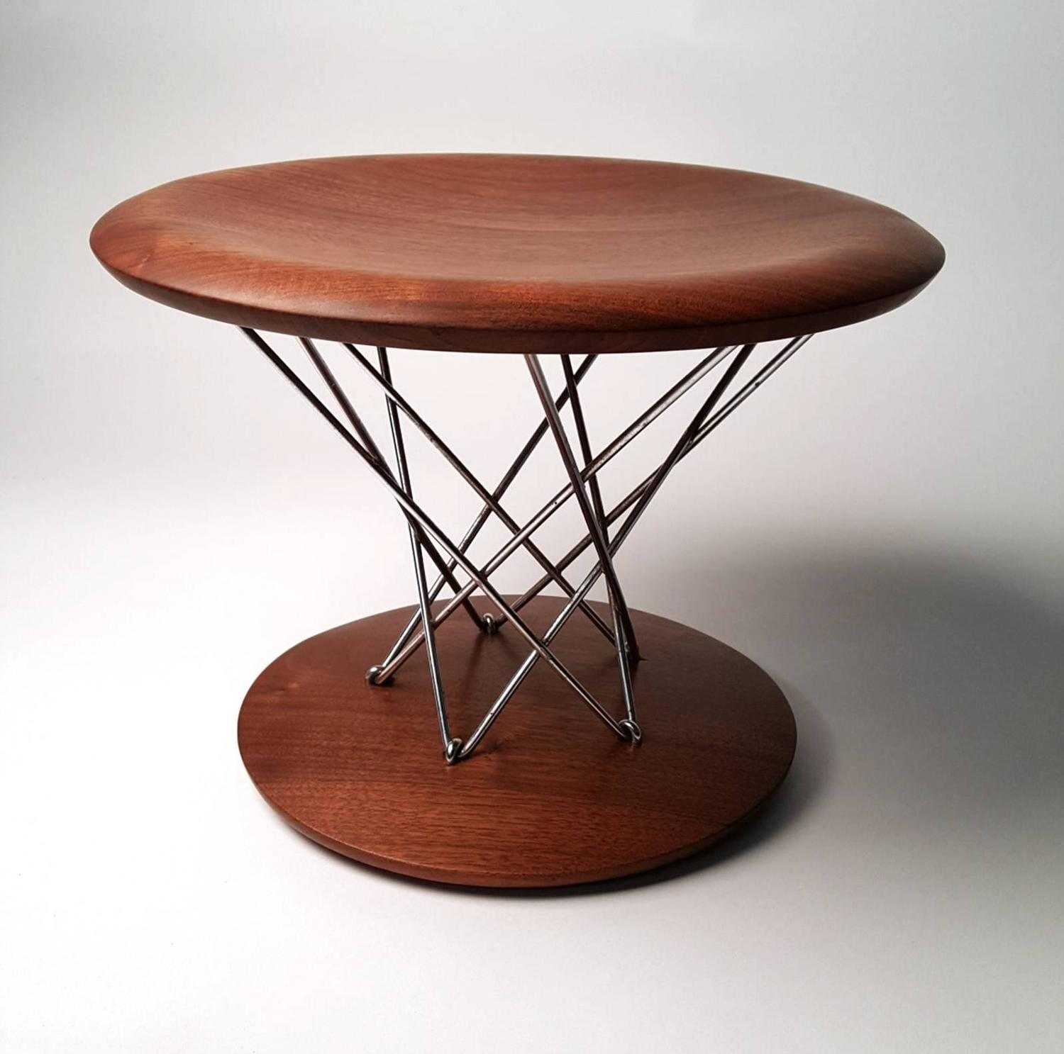 Early Isamu Noguchi Rocking Stool For Sale At 1stdibs