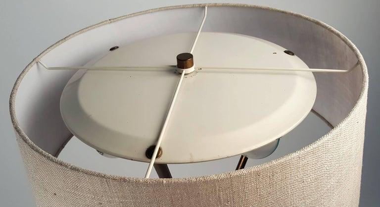 T.H. Robsjohn-Gibbings Tripod Floor Lamp for Hansen For Sale 2