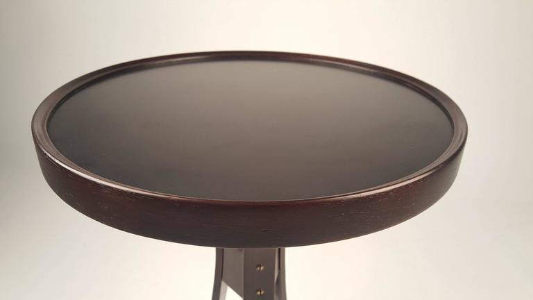 Tripod Drink Table by Roger Sprunger for Dunbar 2