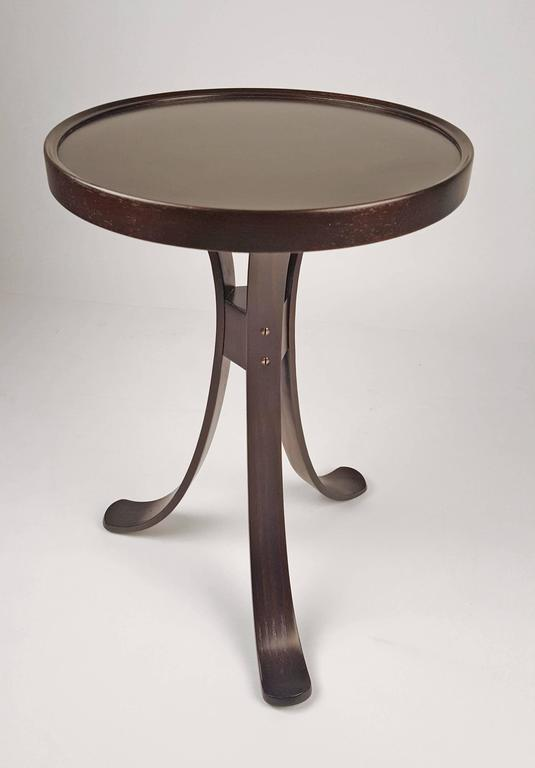 Tripod Drink Table by Roger Sprunger for Dunbar 3