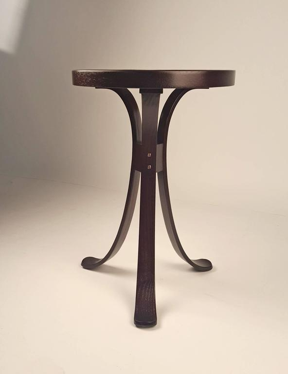 Tripod Drink Table by Roger Sprunger for Dunbar 6