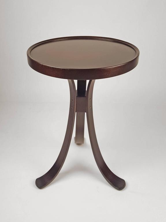 Tripod Drink Table by Roger Sprunger for Dunbar 7
