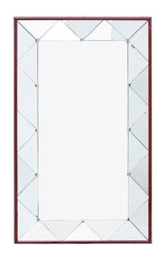 Mid 20th century decorative wall mirror