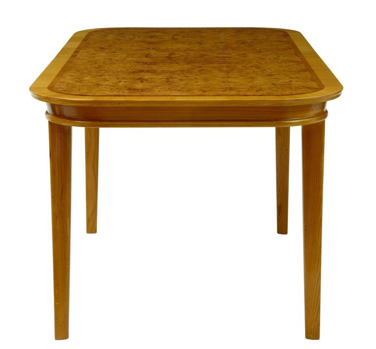 Beech Extending Dining Table Images Replay