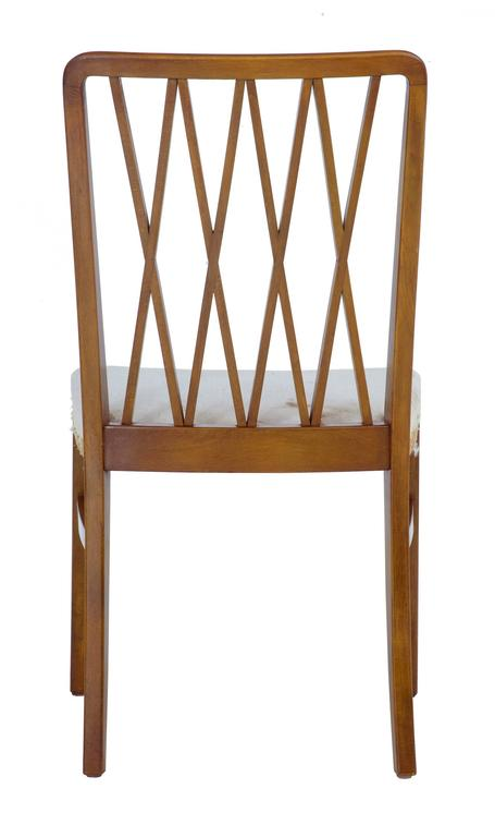 Recovering Dining Room Chairs With Backs