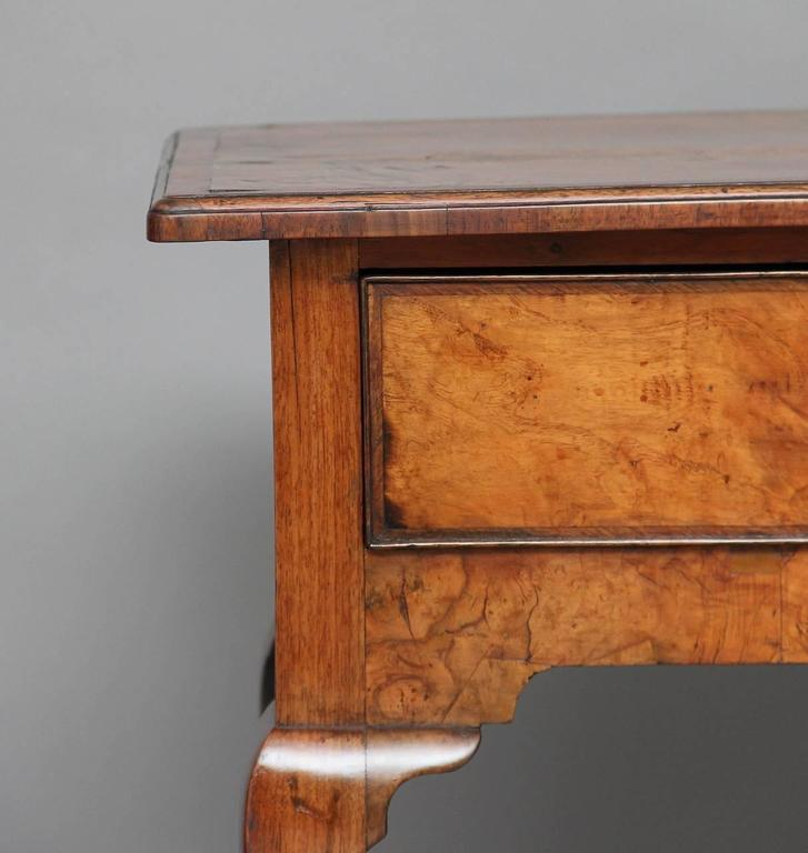 18th Century Georgian Elm Lowboy Table At 1stdibs