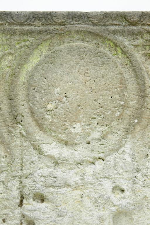 European Unique Anglo Roman Limestone Sarcophagus For Sale