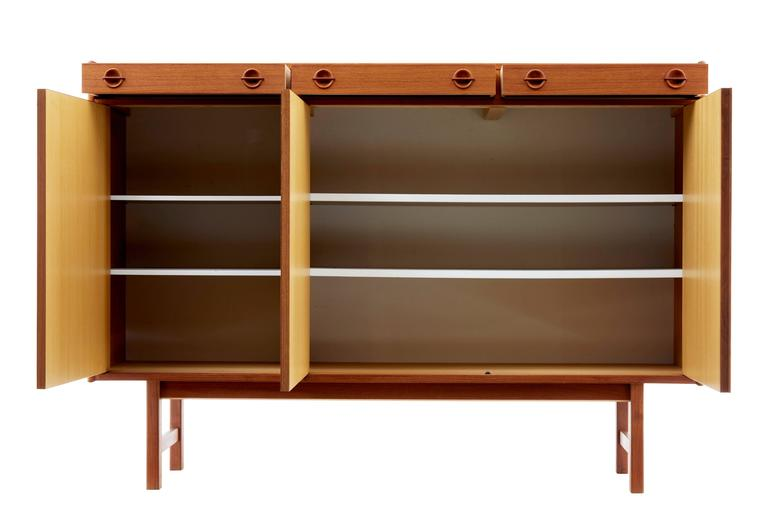 Sun Valley Rattan Paranaque Furniture Vogue Suppliers And: 1960s Danish Teak Sideboard For Sale At 1stdibs