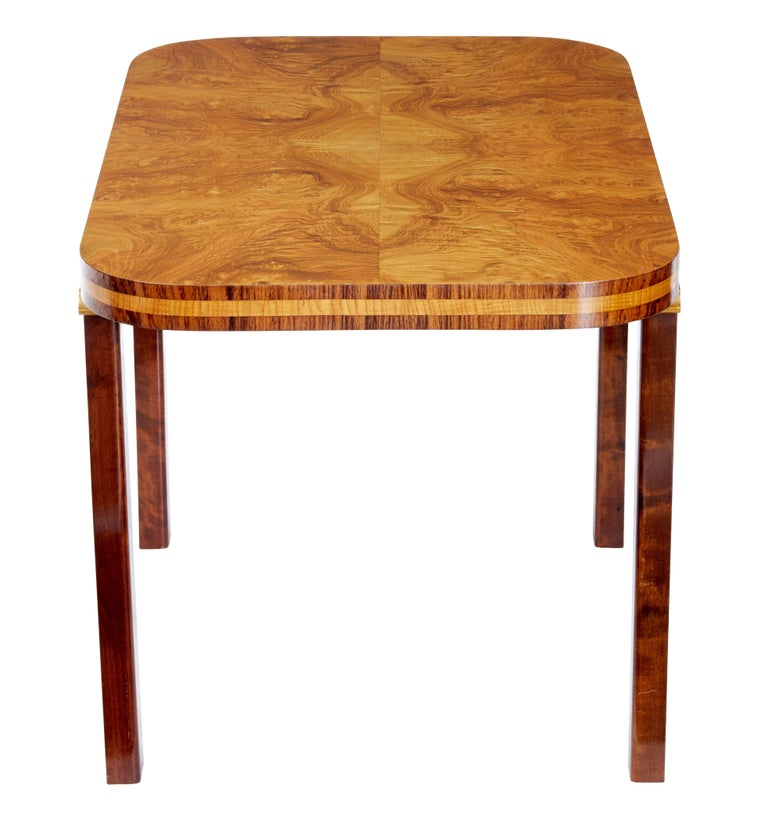 Root Coffee Table For Sale: Later Deco Swedish Elm Root Coffee Table For Sale At 1stdibs