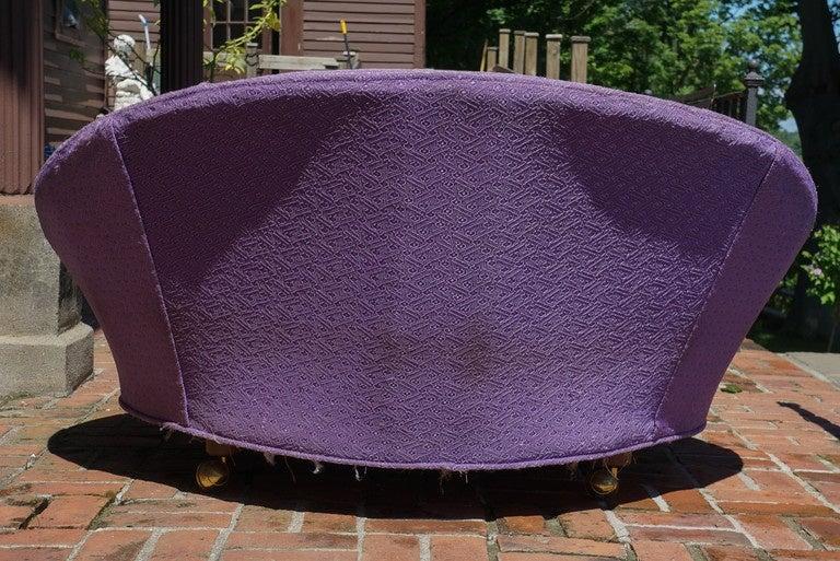 American Mid-Century Modern Milo Baughman Satellite Chair For Sale