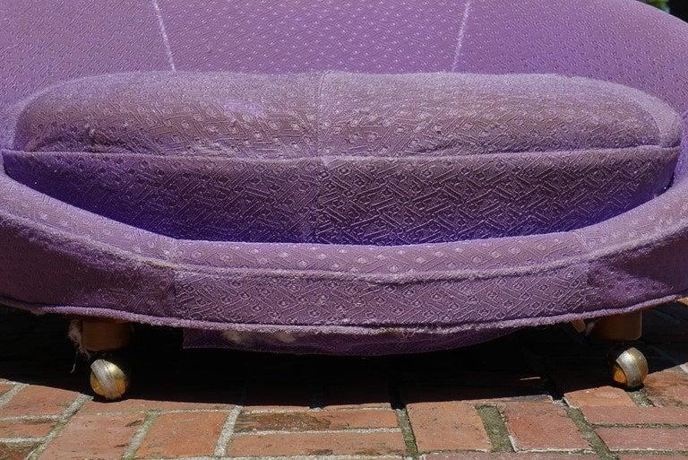 20th Century Mid-Century Modern Milo Baughman Satellite Chair For Sale