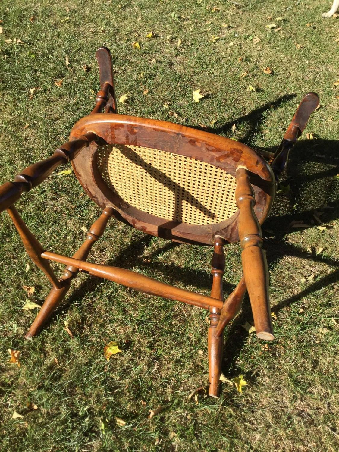 early american windsor style armchair for sale at 1stdibs