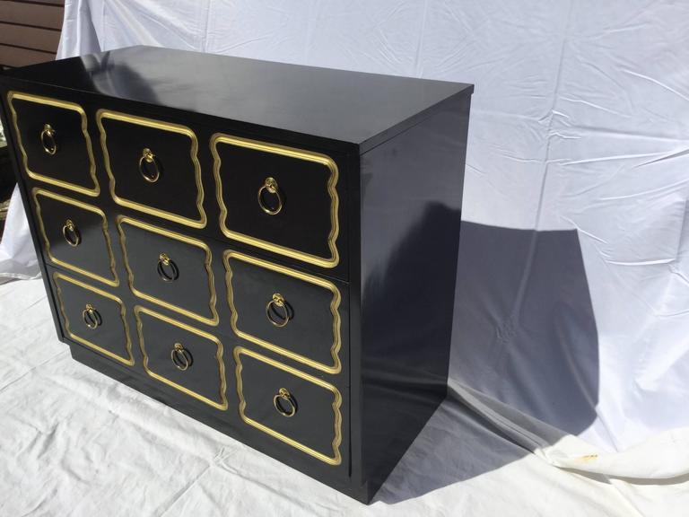 American Dorothy Draper Espana Dresser For Sale