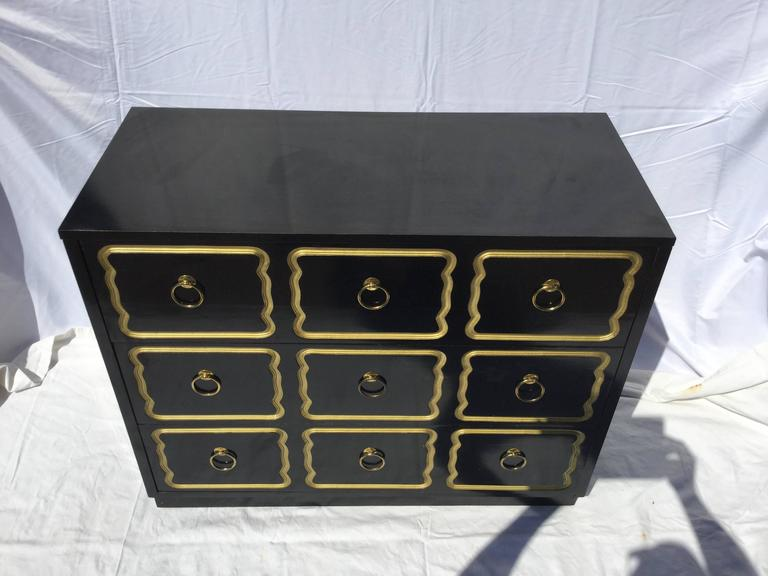 Dorothy Draper Espana Dresser In Good Condition For Sale In Canaan, CT