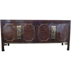 1970s Mastercraft Buffet, Server or Credenza