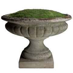 Giant Concrete Garden Urn