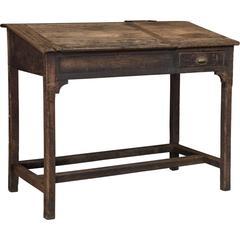 Pine Work Desk, circa 1870
