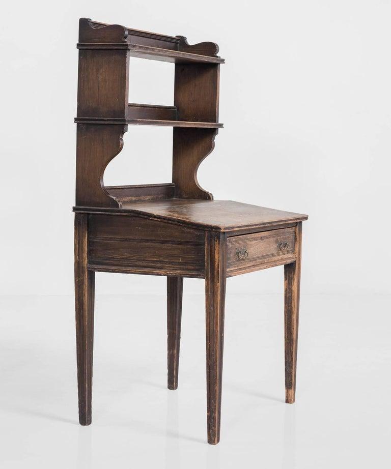 gillows school desks england circa 1900 for sale at 1stdibs. Black Bedroom Furniture Sets. Home Design Ideas