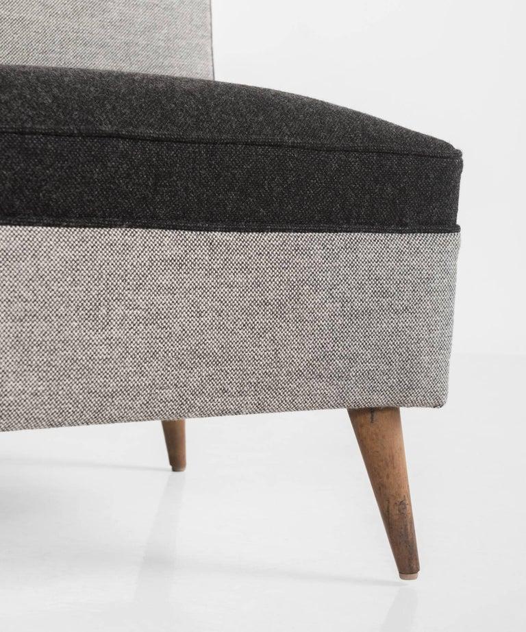 Modern Sectional Sofa, circa 1960 For Sale 3