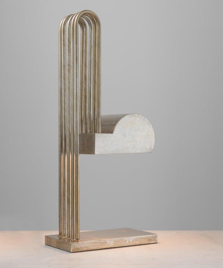 Modern Marcel Breuer Desk Lamp, circa 1925 For Sale