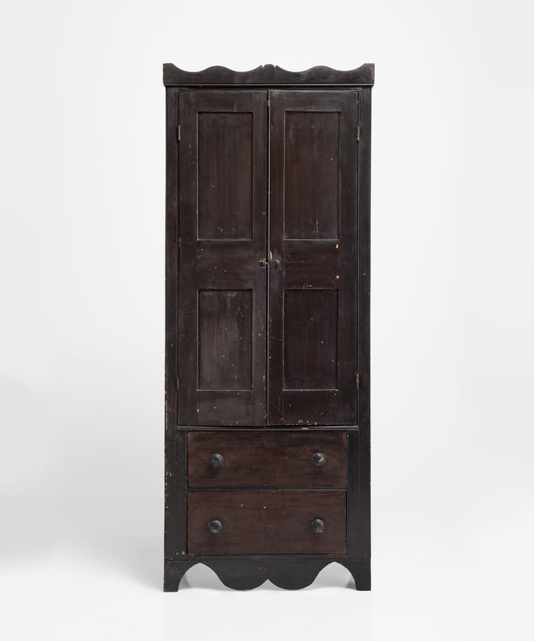Wood Solicitors Cabinet, England, 19th Century For Sale