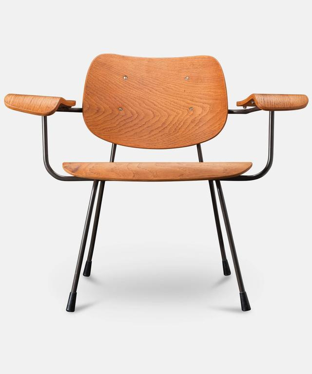 Pair of Tjerk Reijenga Model 8000 Lounge Chairs 6